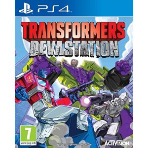 Transformers : Devastation sur PS4