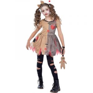 Amscan Déguisement Miss Voodoo - 8-10 Ans