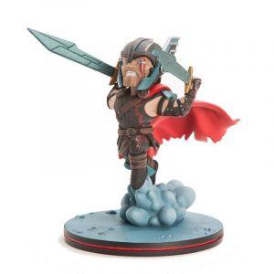 Quantum Mechanix Marvel Thor Ragnarok Thor Q-Fig Diorama Figurine
