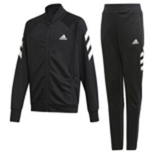 Adidas Survêtement XFG TS Noir / Blanc - Taille 7-8 Ans