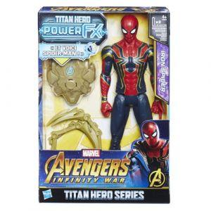 Hasbro Figurine Titan Power PackAvengers Infinity War Spider-Man 30 cm