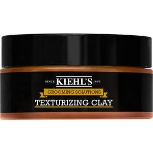 Kiehl's Texturizing Clay medium hold with matte finish