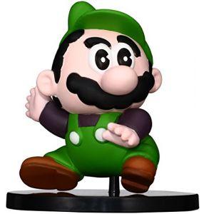 Figurine 'Super Mario Bros' - Série 2 - Luigi 7 cm
