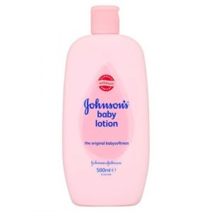Johnson & Johnson Baby Lotion 500 ml