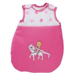 Bayer Chic 2000 Gigoteuse poupée poney princesse rose/rose vif