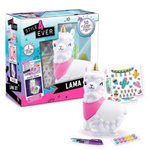 Canal Toys Lama DIY Personnalisable