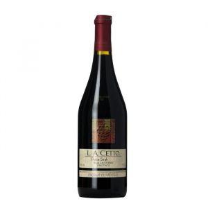 La Cetto Petite Sirah - Vin rouge du Mexique - Bouteille 75cl - 2015