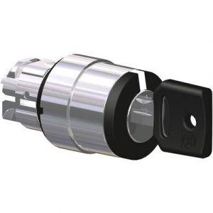 Schneider Electric Commutateur à clé ZB4BG6 noir 1 x 90 ° 1 pc(s)