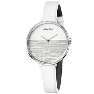 Calvin Klein K7A231L6 - Montre pour femme Quartz Analogique