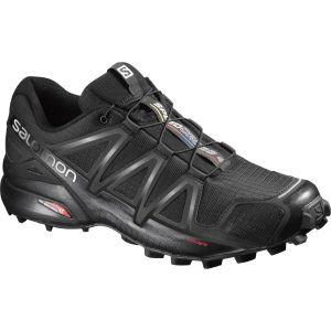 Salomon Speedcross 4 noir - Chaussure trail/running homme (42 2/3)