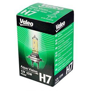 Valeo H7 477 Ampoule de phare pour tous les temps