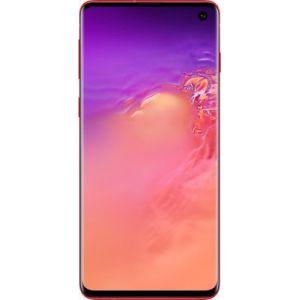 Samsung Smartphone Galaxy S10+ Rouge 128 Go