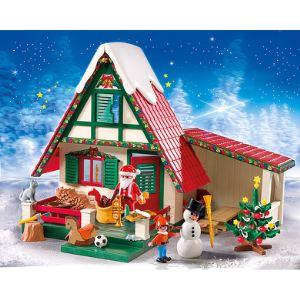 Playmobil 5976 Christmas - La maison du Père Noël
