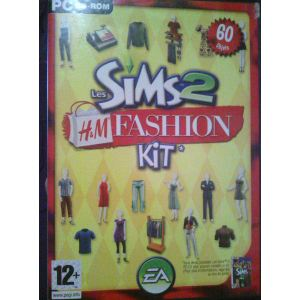Les Sims 2 : Kit H&M Fashion - Extension du jeu [PC]