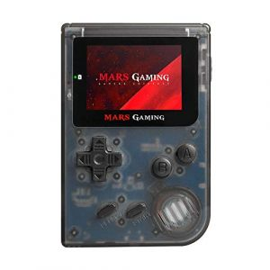 Mars Gaming Console rétro Portable (151 Jeux préinstallés)