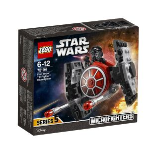 Lego 75194 - Star Wars : Microfighter Chasseur TIE du Premier Ordre