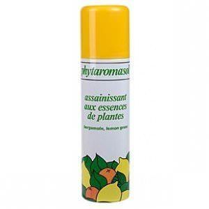 Dietaroma Phytaromasol Assainissant Bergamote Lemon Grass 250ml