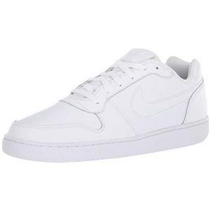 Nike Chaussure Ebernon Low pour Homme - Blanc - Couleur Blanc - Taille 44