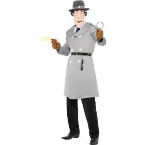 Déguisement d'Inspecteur Gadget (taille M)