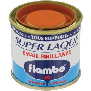 Flambo Laque brillante - 50 ml - Orange