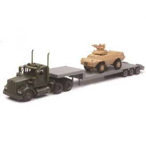New Ray 15963 Coffret Militaire Camion Miniature 1/43° 42 cm
