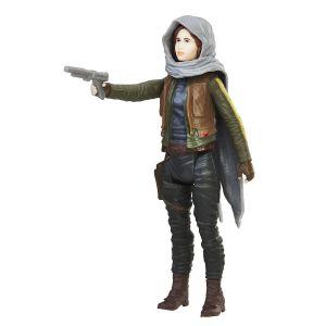 Hasbro Figurine Star Wars collection orange Jyn Erso