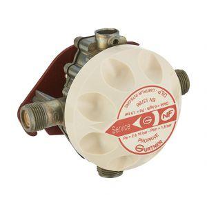 Noyon & Thiebault Coupleur inverseur automatique propane avec limiteur - 6Kh/h - 1,5bar
