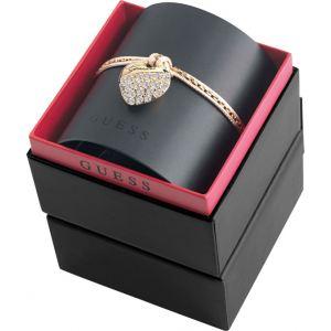Guess Ubs51406 - Bracelet Pavé en métal argenté