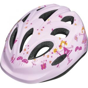 Abus Smiley 2.0 Casque Junior - Princess Rose 45-55 cm