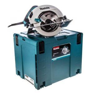 Makita HS7601J - Scie circulaire 1200W avec coffret de transport Makpac