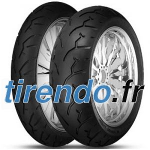 Pirelli 180/60 B17 81H Night Dragon Rear RF M/C