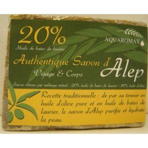 Aquaromat Authentique savon d'Alep