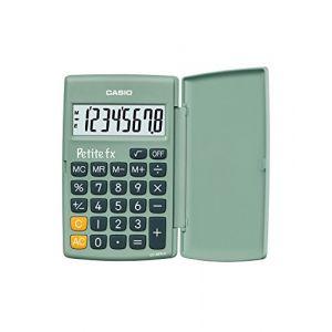 Image de Casio Petite FX Verte Calculatrice scolaire Vert