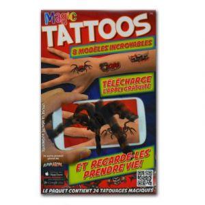 LGRI Tatouages 3D Garçons