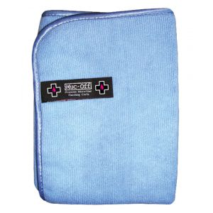 Muc-Off Microfibre Polishing Cloth 2013 bleu - Entretien vélo