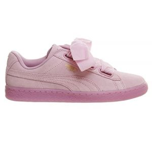 Puma Suede Heart reset Wmns prism pink 363229 02 pointure 40,5