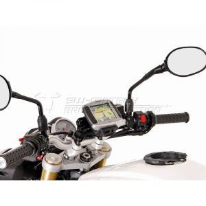 Sw-motech Support GPS QUICK-LOCK noir Kawasaki ER-6f 06-08