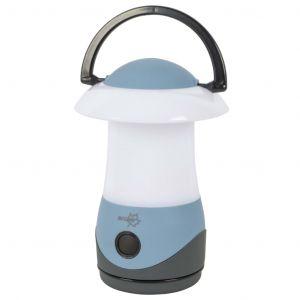 Bo-Camp Lampe de table Cygnus Bleu LED