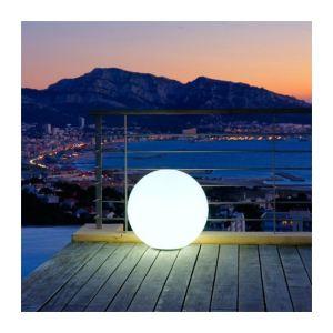 Batimex Boule lumineuse blanche sur secteur Ø50 cm
