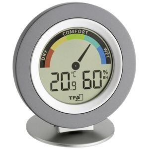 TFA Dostmann 30.5019 Cosy - Thermomètre hygromètre digital