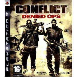 Conflict : Denied Ops [PS3]