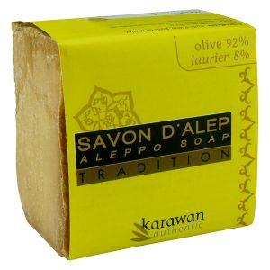 Karawan Savon d'Alep Tradition