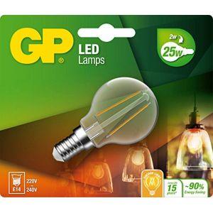 GP Ampoule LED FILAMENT MGLOBE E14 2W-25 Soldes et Bonnes Affaires à prix imbattables - 472105