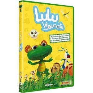 Lulu Vroumette - À la découverte des secrets de la nature - Coffret 2 DVD