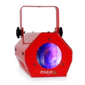 Ibiza Light LCM003LED - Projecteur à effets