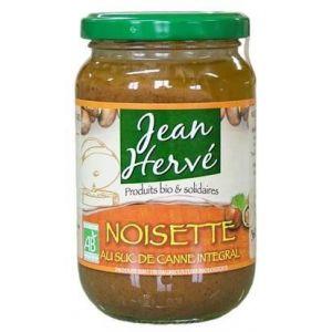 Jean Hervé Confit de Noisette bio au Suc de Canne 360g