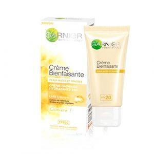Garnier Crème radieuse Hydratante 24H peaux mates et foncées 50 ml