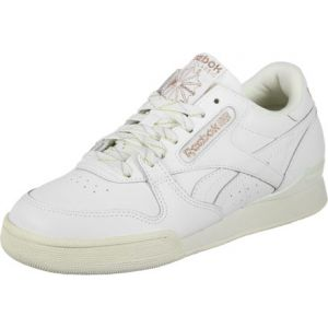 Reebok Chaussures Classic PHASE 1 PRO blanc - Taille 36,37,38,39,40,41,42,35,40 1/2,42 1/2,35 1/2,37 1/2,38 1/2