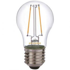 Sylvania Led rétro sphérique filament E27 420 Lm - blanc très chaud - Led sphérique, globe