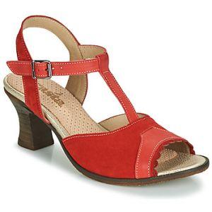 Casta Sandales ABRE rouge - Taille 36,37,39,40